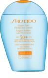 Shiseido Sun Protection crema pentru protecție solară rezistenta la apa SPF 50+