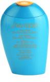 Shiseido Sun Protection opalovací mléko na obličej a tělo SPF 50+
