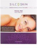 SilcSkin Facial Pad silikonové polštářky proti vráskám v oblasti čela, očí a úst