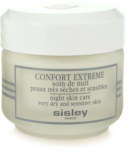 Sisley Confort Extreme Night Cream For Sensitive Dry Skin
