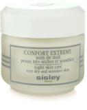 Sisley Confort Extreme нощен крем  за чувствителна и суха кожа