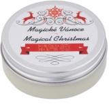 Soaphoria Magical Christmas bambucké maslo s regeneračným účinkom
