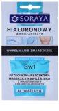 Soraya Hyaluronic Microinjection mascarilla hidratante antiarrugas  con ácido hialurónico
