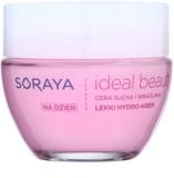 Soraya Ideal Beauty leichte feuchtigkeitsspendende Creme für trockene bis empfindliche Haut