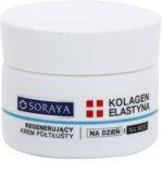 Soraya Collagen & Elastin regenerační pleťový krém s vitamíny