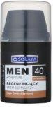 Soraya MEN Adventure 40+ регенериращ крем за лие за мъже