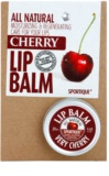 Sportique Wellness Cherry Lip Balm