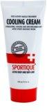 Sportique Sports crema de masaje refrescante para músculos y articulaciones