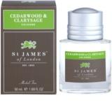 St. James Of London Cedarwood & Clarysage woda kolońska dla mężczyzn 50 ml