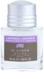 St. James Of London Lavender & Geranium gel za po britju za moške 50 ml brez škatlice potovalno pakiranje