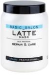 Stapiz Basic Salon Latte mascarilla con proteínas lácteas
