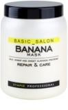 Stapiz Basic Salon Banana erneuernde Maske für beschädigtes Haar