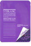 Steblanc Essence Sheet Mask Collagen Maske für straffe Haut