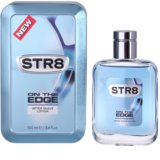 STR8 On the Edge after shave pentru barbati 100 ml