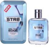 STR8 On the Edge voda po holení pro muže 100 ml