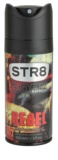 STR8 Rebel Deo Spray voor Mannen 150 ml