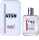 STR8 Unlimited after shave pentru barbati 100 ml
