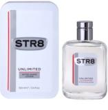 STR8 Unlimited after shave pentru barbati 100 ml