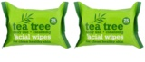 Tea Tree Facial Wipes Reinigungstücher für das Gesicht