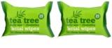 Tea Tree Facial Wipes servetele pentru curatare fata