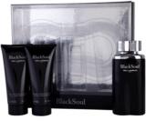 Ted Lapidus Black Soul set cadou I.