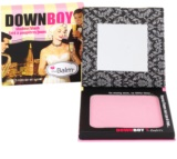 theBalm DownBoy Blush And Eyeshadows In One
