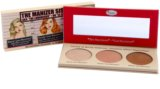 theBalm theManizer Sisters Highlight Palette
