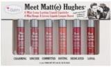 theBalm Meet Matt(e) Hughes косметичний набір I.