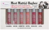 theBalm Meet Matt(e) Hughes coffret cosmétique I.
