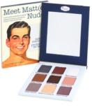 theBalm Meet Matt(e) Nude paleta očných tieňov
