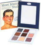 theBalm Meet Matt(e) Nude палетка тіней