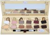 theBalm Nude Tude Palette mit Lidschatten mit Pinselchen