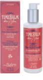 theBalm TimeBalm Skincare Rose Face Cleanser jemný čisticí gelový krém pro normální a suchou pleť