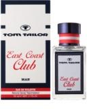 Tom Tailor East Coast Club eau de toilette para hombre 50 ml