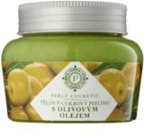 Topvet Body Scrub Zucker-Peeling mit  Olivenöl