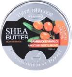 Topvet Shea Butter bambucké máslo s rakytníkem bez parfemace