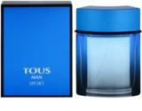 Tous Man Sport eau de toilette férfiaknak 100 ml