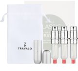 Travalo Classic HD coffret I. Silver