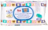 Trudi Baby Care toallitas húmedas limpiadoras con aroma floral