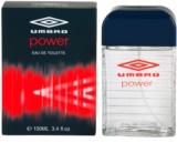 Umbro Power eau de toilette férfiaknak 100 ml