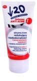 Under Twenty ANTI! ACNE INTENSE antibakteriális krém, mely csökkenti a bőrhibákatt és a bőr vörösödését