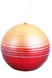 Unipar Tonnet Red-Copper dekorativní svíčka 90 g  (Sphere 60)
