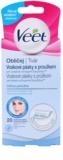 Veet Wax Strips Wachsstreifen zur Depilation des Gesichts