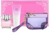 Versace Bright Crystal lote de regalo