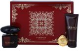 Versace Crystal Noir lote de regalo XVI.