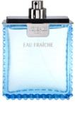 Versace Eau Fraiche Man туалетна вода тестер для чоловіків 100 мл