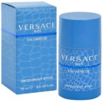 Versace Eau Fraiche Man дезодорант-стік для чоловіків 75 мл