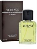 Versace L´Homme Eau de Toilette for Men 100 ml