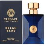Versace Dylan Blue Eau de Toilette pentru barbati 50 ml