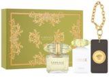 Versace Yellow Diamond lote de regalo ХІ